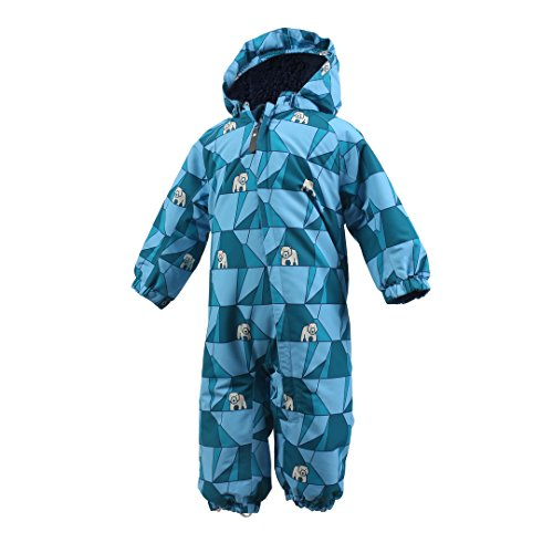 Color Kids Kinder Schneeanzug Rimah Nachtblau (301) 74   05711309091426