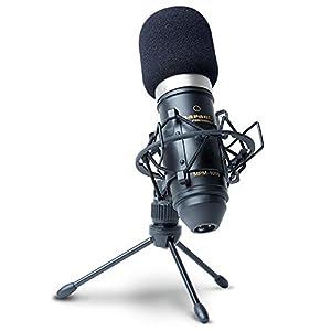 Marantz Professional MPM-1000, Microfono a Condensatore con Diaframma Largo