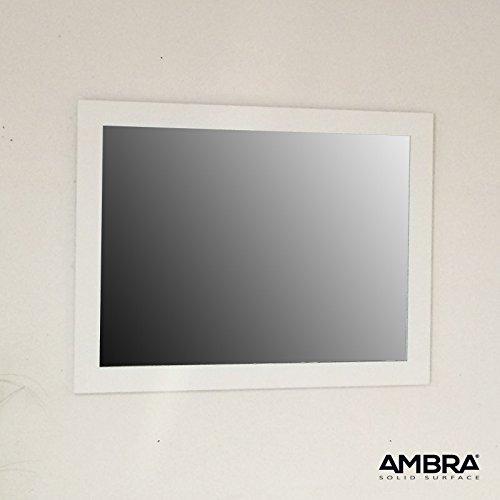 Miroir de salle de bains de ambra