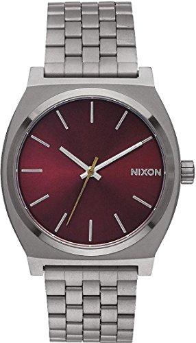 Nixon Orologio con Movimento al Quarzo Giapponese Unisex A045-2073  37 mm