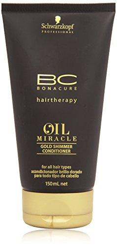 Schwarzkopf - Crème Scintillante pour Cheveux - Bonacure Oil Miracle - 150 ml