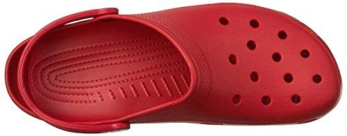 Crocs - Classique, Zoccoli Donna Rouge (poivre Rouge)