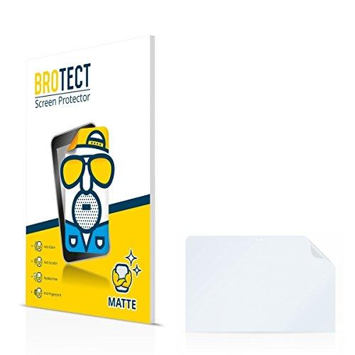 BROTECT Matt Displayschutz Schutzfolie für Wolder miTab Connect 10.1 (matt - entspiegelt, Kratzfest, schmutzabweisend)