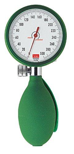 boso dbclin01_ V Blutdruckmessgerät clinicus I, Klettmanschette Erwachsene, 60mm Durchmesser Zifferblatt, - Erwachsene Blutdruckmanschette