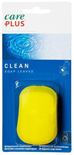 Preisvergleich Produktbild Care Plus Campingartikel Clean Soap Leaves 50 Pcs, TP34840
