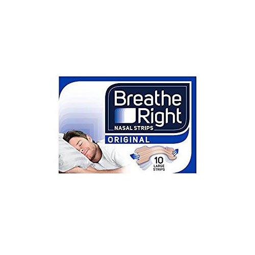 BREATHE Right Original Tan Large 10, 100 g -