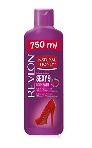 SEXY 9 LOVE BATH gel douche 750 ml