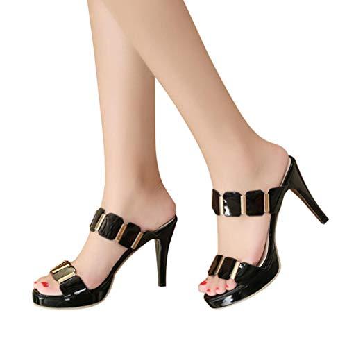 Zapatos Mujer Sonnena Zapatos De Tacón Mujer Primavera