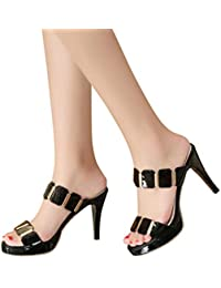 Zapatos Mujer Sonnena Zapatos De Tacón Mujer Primavera Verano Sandalias Fiesta Super High Heels Plataforma De Tacón Alto Sandalias De Tacón Grueso Zapatos Romanos