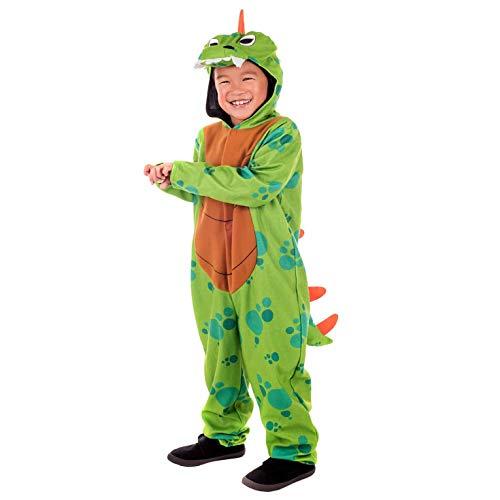 Raptor Kostüm Kid - Fun Shack FNK4592XL Kostüm, Unisex Children, Dinosaurier, XL