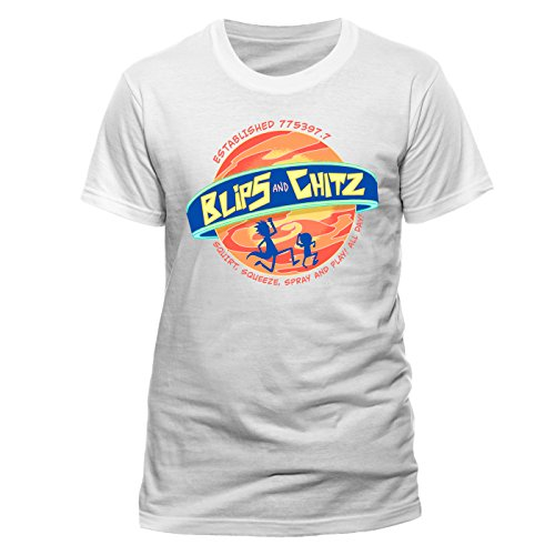 Beats & More Rick and Morty - Blips and Chitz (Unisex) (M)