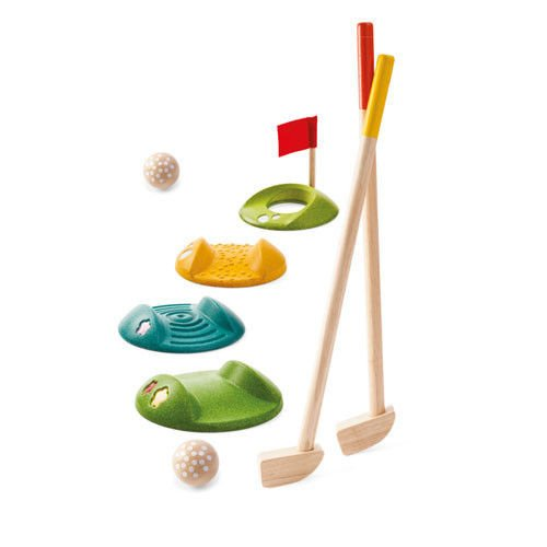 PlanToys - Mini golf (5683)