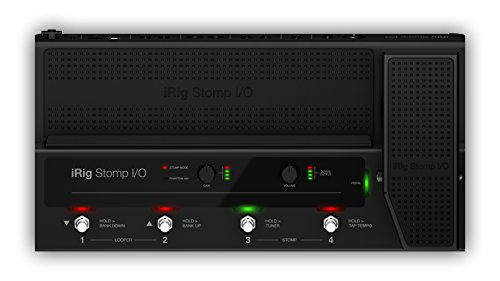 IK-Multimedia iRig Pro StompI/O - Audio/Midi Interface