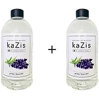 Kazis Duft-Set Lavendel I Passend für Alle katalytischen Lampen I 2 x1 Liter I Nachfüll-Öl I 2 x 1000 ml I 2 x... preisvergleich bei billige-tabletten.eu