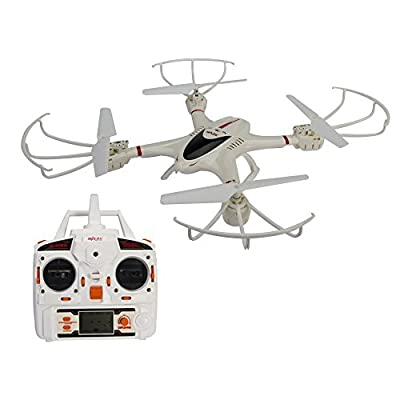 Coffs MJX X400-V2 2.4G 4CH RC Drone Quadcopter 6 Axis Gyro FPV UAV 3D Roll Auto Return Headless Helicopter (Without Camera)