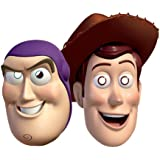 Masken-Set Toy Story 28,5 cm 4-tlg.