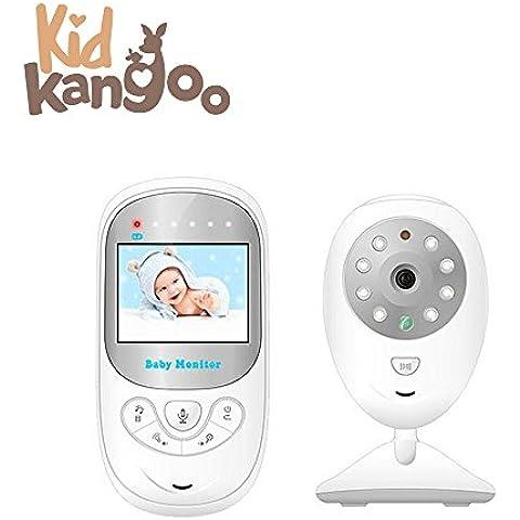Baby monitor con videocamera di sicurezza