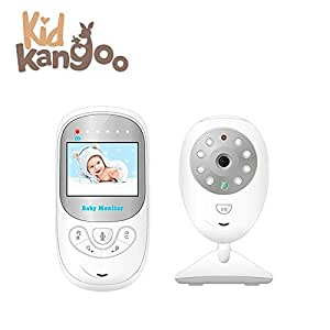 babyphone mit kamera f r babys sichere baby berwachung 2 0 lcd screen baby monitor hohe. Black Bedroom Furniture Sets. Home Design Ideas