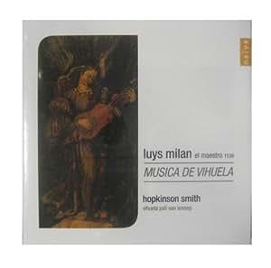 Luys Milan: El Maestro 1536