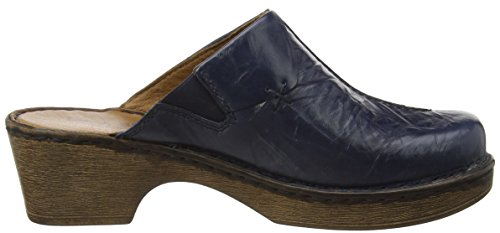 Josef Seibel Rebecca 13 Damen Clogs Blau (Denim)