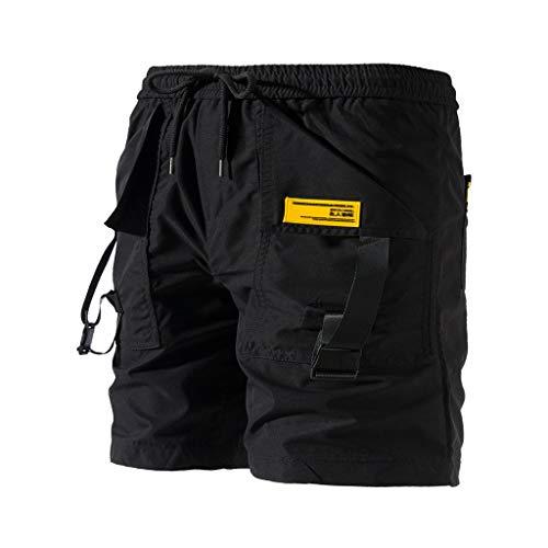 Rcool Uomo Pantaloncini Cargo Pantaloni Corti Tattici Militari Uomo, Bermuda Pantaloni da Lavoro Uomo per Estivi Casual, Sport, Viaggio di Cotone