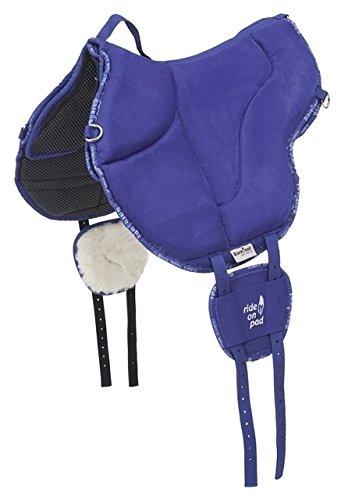 Barefoot Ride-on-Pad Physio POLSTERBAR (blau)