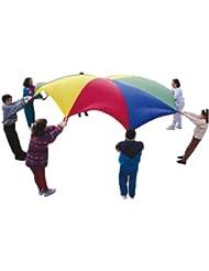 Softee 0009631 - Paracaídas, multicolor, talla L