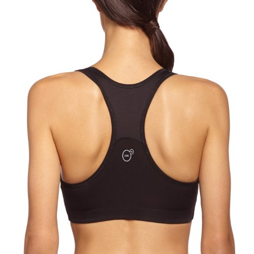 Puma Damen Sport-BH WT Essential Black
