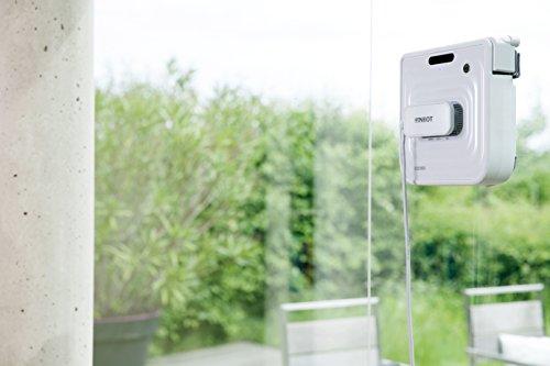 Ecovacs W730 Winbot Fensterreinigungs-Roboter Vakuum Ansaugmechanismus mit Fernbedienung -