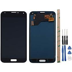 West Dragon Écran Tactile LCD de Rechange Complet avec Outils pour Samsung Galaxy S5 G900F