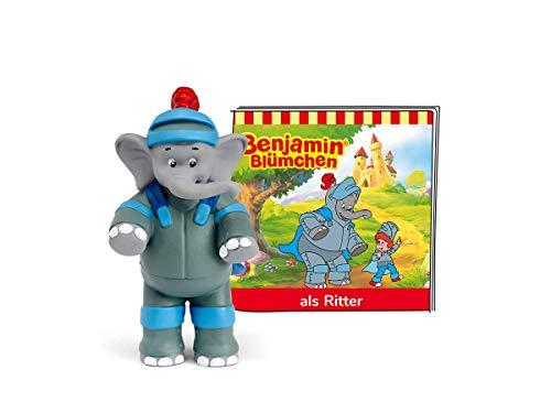 tonies Hörfigur Benjamin Blümchen für die Toniebox: Benjamin als Ritter