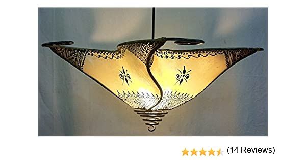 Ceiling Moroccan Henna L& Shade - Star - Cream Di 40CM Amazon.co.uk Lighting  sc 1 st  Amazon UK & Ceiling Moroccan Henna Lamp Shade - Star - Cream Di 40CM: Amazon ... azcodes.com
