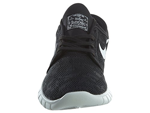 Nike Herren Stefan Janoski Max Low-Top Black/White/Deep Night