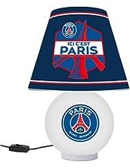 PSG Ballon Lampe Plastique Multicolore 29 x 19,3 x 19,3 cm