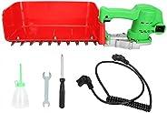 【2021 New Year's Special】Multi-Functional Garden Tool Brushless DC Electric Handheld 24V Tea Harvester, Te
