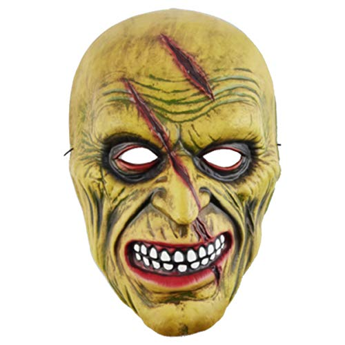 kaiser24 Halloween Maske (Zombie Maske (3295878)) (Halloween, Zombie Maske)