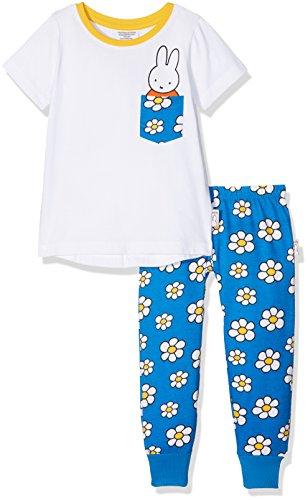 Miffy Mädchen Zweiteiliger Schlafanzug Missimo, Mehrfarbig, 6-7 Jahre (Pjs Loungewear)