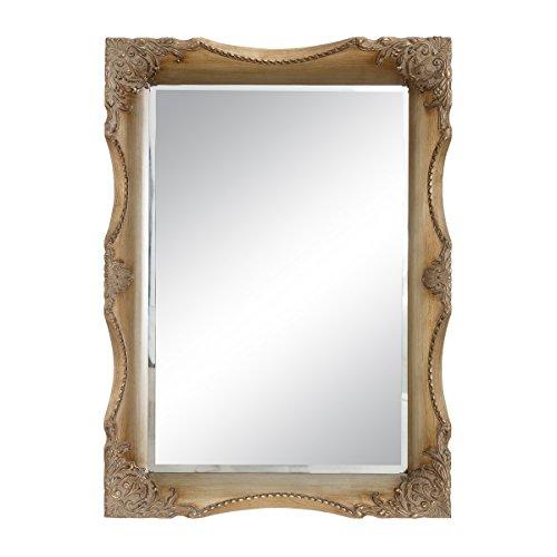 Espejo-de-pared-eclctico-dorado-de-madera-para-la-entrada-de-78-x-109-cm-France