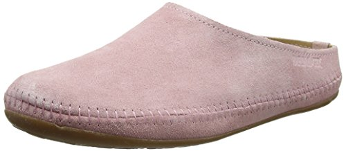 Haflinger Softino, Chaussons Mules Femme, Pierre