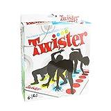 LANDOR Twister Spiel, Bodenspiele Körper Twister Spiel Requisiten Multiplayer Party Eltern-Kind Interaktives Spiel Spielzeug Outdoor Sport Spiele Spielzeug (Tupfen)