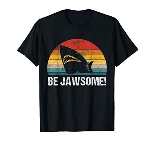 Junge Kleiner Hai Kostüm - Jawsome Hemd Für Kleinkind Kinder Jungen Lustiges Hai Kostüm T-Shirt