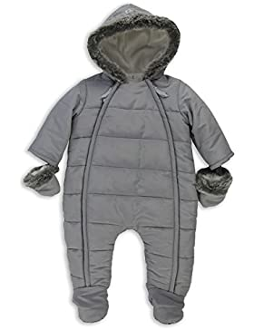 The Essential One - Baby-Unisex - Schneeanzug - Grau - EO246