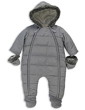 The Essential One - Baby-Unisex - Schneeanzug - Grau - EO246