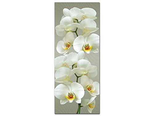 GRAZDesign Acrylglasbilder Moderne Bilder für Wohnzimmer, Dekoration für Schlafzimmer Schlafzimmer, Wandbilder mit schönen Hintergrund / 50x125cm
