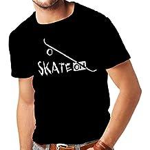 N4197 Camiseta Skate ON !