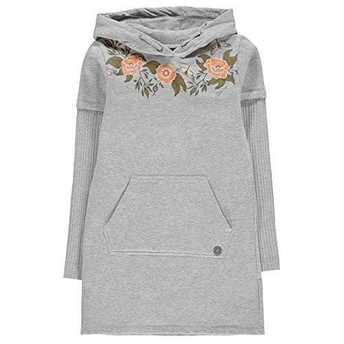 Firetrap Mädchen Kleid Gr. 5-6 Jahre, Femme Floral