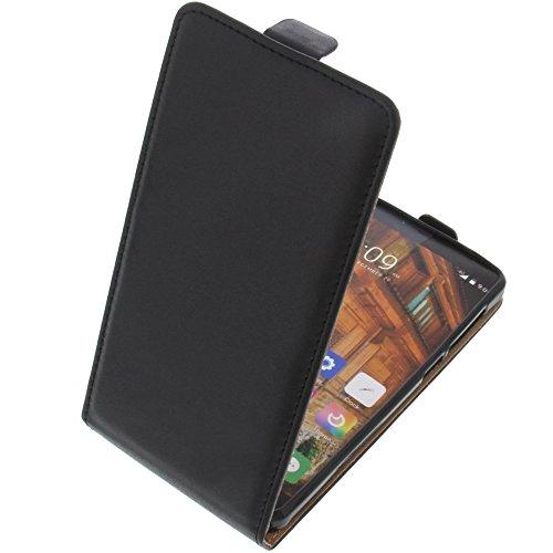 foto-kontor Tasche für Elephone S3 Smartphone Flipstyle Schutz Hülle schwarz