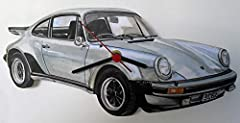 Idea Regalo - Porsche 911orologio da parete