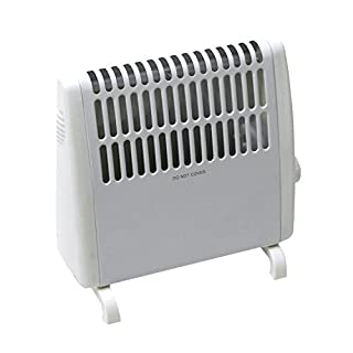 Oypla 450W Frost Watcher Compact Electric Convector Heater Free Standing Wall Mounted