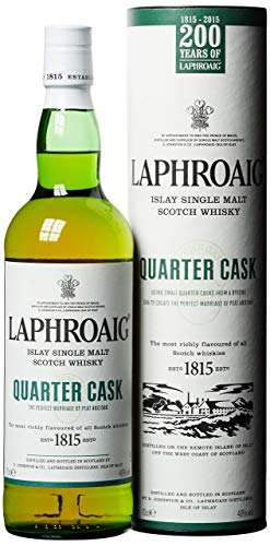 Laphroaig Quarter Cask Single Islay Malt 70 Cl